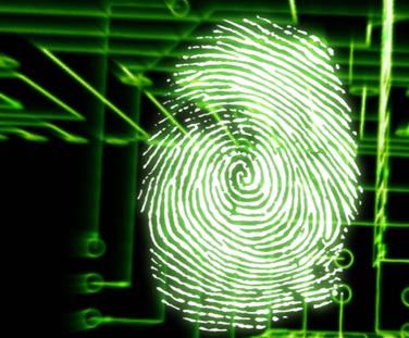 fingerprint scanner OTS